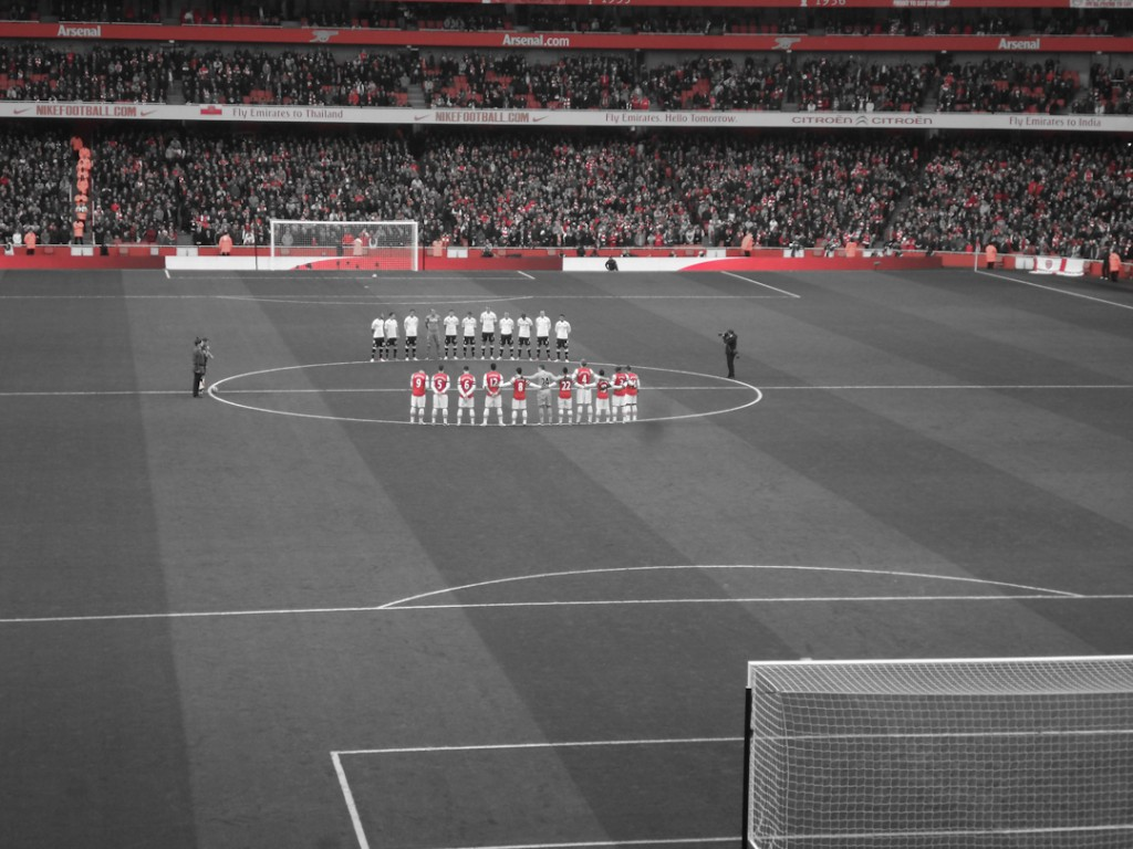 Arsenal v Fulham
